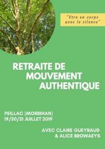 flyer mouvement authentique